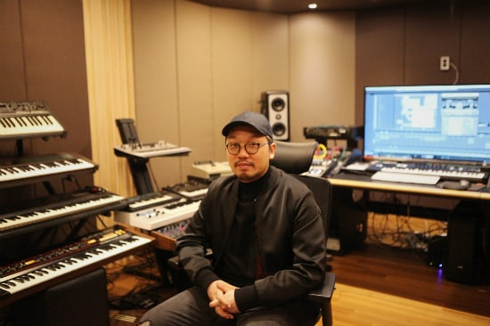 producteurs de Big Hit: Pdogg