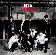 danger japanese version BTS
