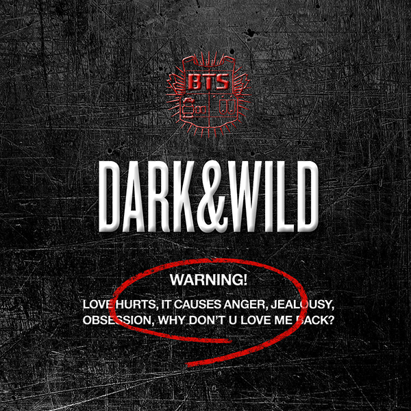 album Dark & Wild de BTS
