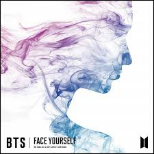 album face yourself de BTS