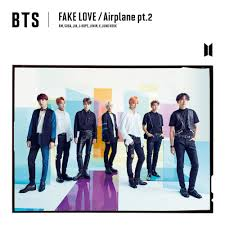 single Fake Love japanese version