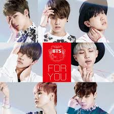 CD For You de BTS