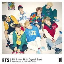 Mic Drop japanese version de BTS