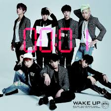 album Wake Up de BTS