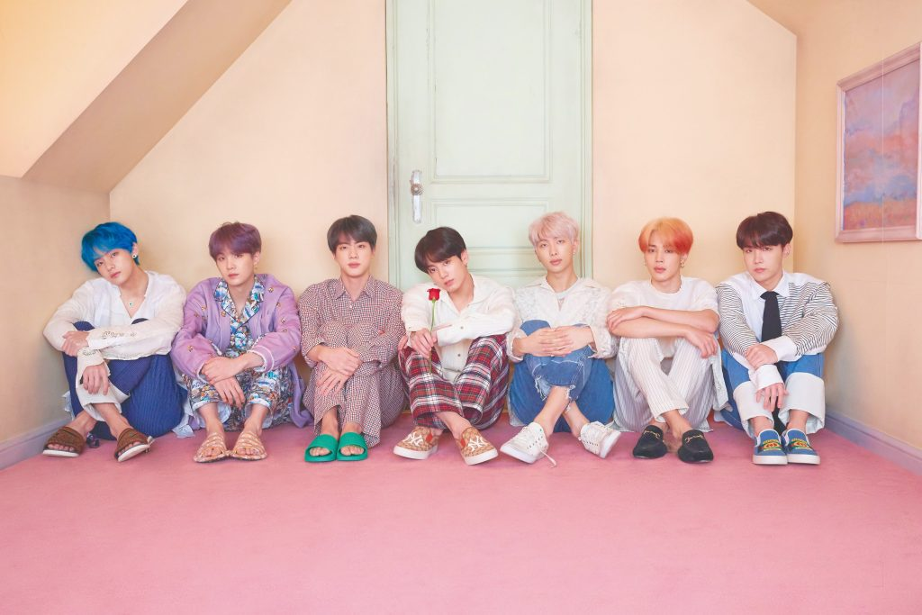 Map of the Soul: Persona photo shoot