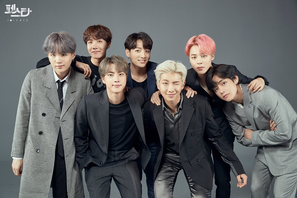BTS 2019 FESTA - Photo Family #2