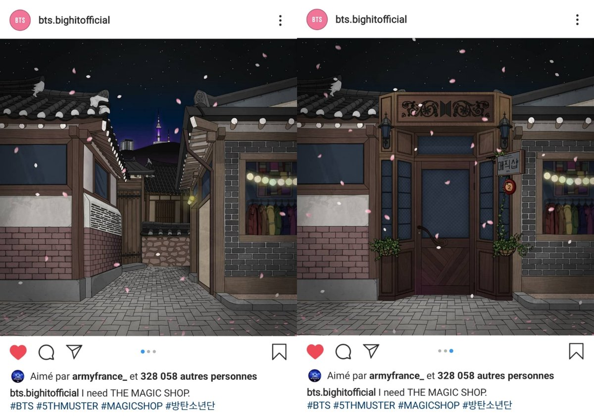 5th Muster boutiques magic shop