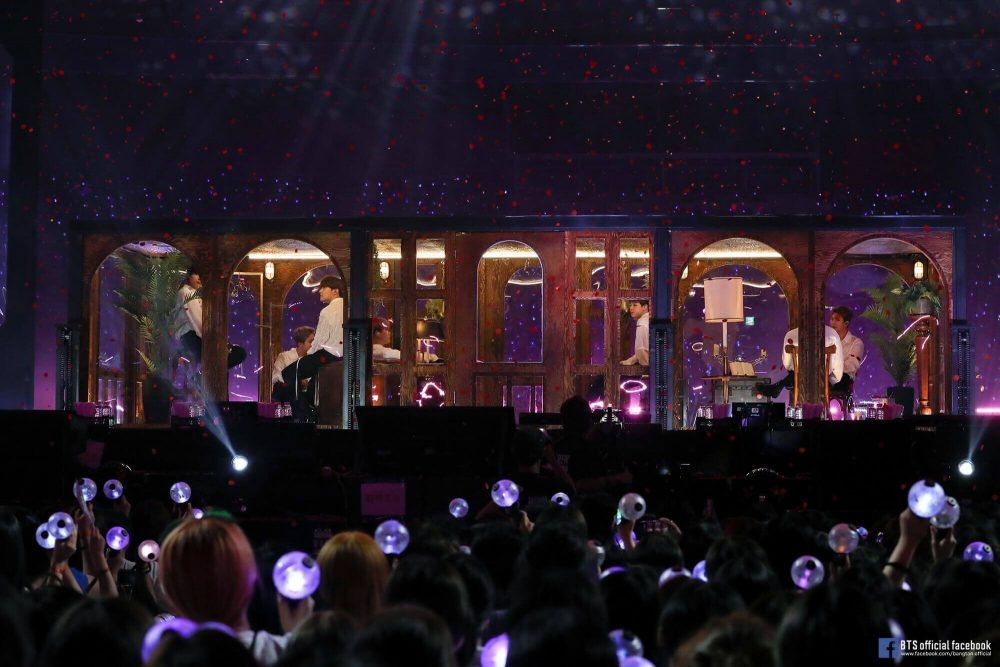 BTS 5th MUSTER concert