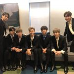 BTS The late show SPEAK YOURSELF