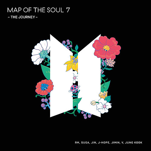 map of the soul 7 the journey
