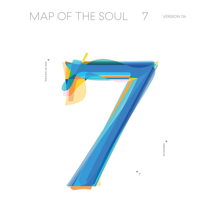 map of the soul 7 cover
