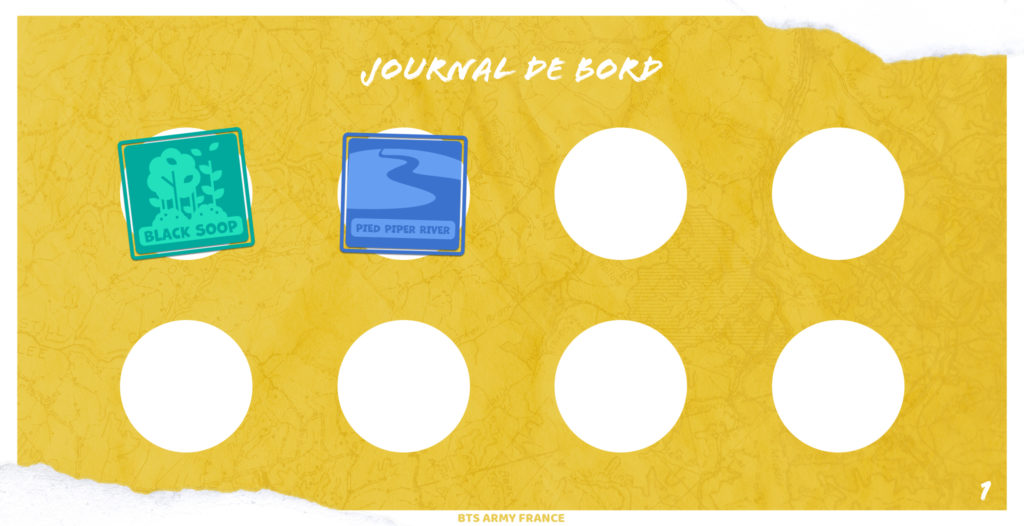sp des clans journal de bord pied piper river
