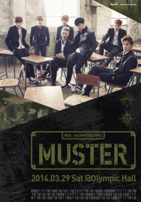 1st muster